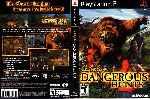 miniatura Cabelas Dangerous Hunts Dvd Por Warcond cover ps2