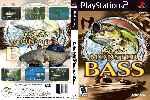 miniatura Cabelas Monster Bass Dvd Custom Por K Rlozz cover ps2