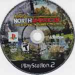 miniatura Cabelas North American Adventures Cd Custom Por Sony1386 cover ps2