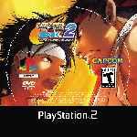 miniatura Capcom Vs Snk 2 Cd Custom Por Arnmaste cover ps2
