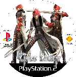 miniatura Chaos Legion Cd Custom V2 Por Mierdareado cover ps2