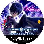miniatura Code Lyoko Quest For Infinity Cd Custom Por Mierdareado cover ps2