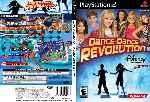 miniatura Dance Dance Revolution Disney Channel Edition Dvd Custom Por Sarkis294 cover ps2