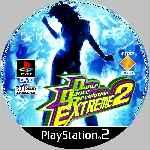 miniatura Dance Dance Revolution Extreme 2 Cd Por Seaworld cover ps2