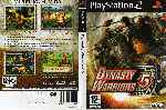 miniatura Dinasty Warriors 5 Dvd Por Evilkrado cover ps2