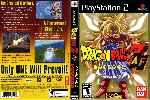 miniatura Dragon Ball Z Af Dvd Custom Por Yoni2005 cover ps2