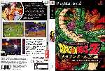 miniatura Dragon Ball Z Back From The Dead Dvd Custom Por Plasmabyte cover ps2
