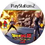 miniatura Dragon Ball Z Budokai Tenkaichi 2 Cd Custom Por Mierdareado cover ps2