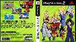 miniatura Dragon Ball Z Budokai Tenkaichi 3 Dvd Custom Por Diego1995 cover ps2