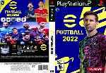 miniatura E Football 2022 Dvd Custom Por Omarperez77 cover ps2