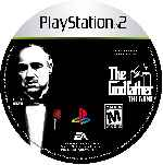 miniatura El Padrino Cd Custom V3 Por Mierdareado cover ps2