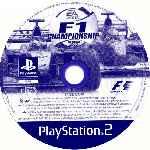 miniatura F1 Championship Season 2000 Cd Por Seaworld cover ps2