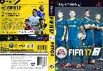 miniatura Fifa 17 Dvd Custom Por Omarperez77 cover ps2