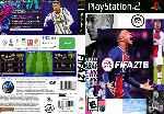 miniatura Fifa 21 Custom Dvd Por Omarperez77 cover ps2