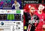 miniatura Fifa 21 Custom Dvd V2 Por Omarperez77 cover ps2