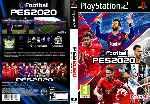miniatura Football Pes 2020 Dvd Por Omarperez77 cover ps2
