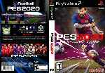 miniatura Football Pes 2020 Dvd V2 Por Omarperez77 cover ps2