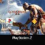 miniatura God Of War Cd Custom V2 Por Arnmaste cover ps2
