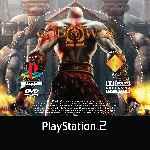 miniatura God Of War Ii Cd Custom V6 Por Arnmaste cover ps2