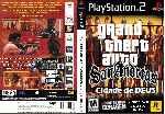 miniatura Grand Theft Auto San Andreas Cidade De Deus Dvd Custom Por Sionpy cover ps2