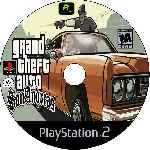 miniatura Gta San Andreas Por Johny1489 cover ps2