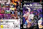 miniatura Hack Gu Vol 2 Kimi Omofu Koe Dvd Custom Por Queleimporta cover ps2