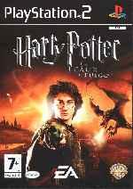miniatura Harry Potter Y El Caliz De Fuego Frontal Por Einplannung cover ps2