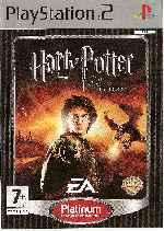 miniatura Harry Potter Y El Caliz De Fuego Platinum Frontal Por Probaros68 cover ps2