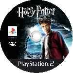 miniatura Harry Potter Y El Misterio Del Principe Cd Custom V2 Por Eltamba cover ps2
