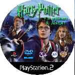 miniatura Harry Potter Y El Prisionero De Azkaban Cd Custom Por Templario72 cover ps2