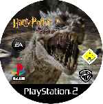 miniatura Harry Potter Y La Camara Secreta Cd V2 Por Mierdareado cover ps2
