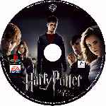 miniatura Harry Potter Y La Orden Del Fenix Cd Custom V2 Por Instant cover ps2