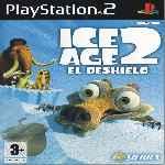 miniatura Ice Age 2 El Deshielo Frontal Por Ocigames cover ps2