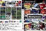 miniatura J League Winning Eleven 2007 Club Championship Dvd Custom Por Tepman cover ps2