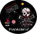 miniatura Jackass The Game Cd Custom V3 Por Mierdareado cover ps2