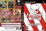 miniatura Jackass The Game Dvd Custom Por Santojavier cover ps2