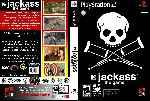 miniatura Jackass The Game Dvd Custom V5 Por Humanfactor cover ps2