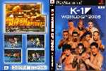 miniatura K 1 World Gp 2005 Dvd Custom Por Asock1 cover ps2