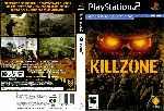 miniatura Killzone Dvd Por Seaworld cover ps2