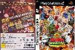 miniatura Kinnikuman Muscle Grand Prix Max Jap Dvd Por Sevenstar cover ps2