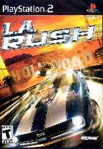 miniatura L A Rush Frontal Por Skuky cover ps2