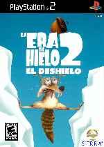 miniatura La Era De Hielo 2 El Deshielo Frontal Por Sadam3 cover ps2