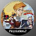 miniatura La Fuga De Monkey Island Cd Custom Por Bobmar cover ps2