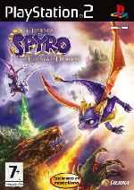 miniatura La Leyenda De Spyro La Fuerza Del Dragon Frontal Por Javilonvilla cover ps2