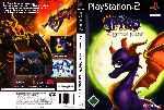 miniatura La Leyenda De Spyro La Noche Eterna Dvd Custom Por Ferr cover ps2