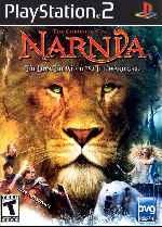 miniatura Las Cronicas De Narnia Frontal V2 Por Jdf141 cover ps2