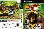 miniatura Madagascar 2 Dvd Por Martin888 cover ps2