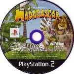 miniatura Madagascar Cd Por Seaworld cover ps2