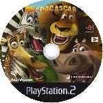 miniatura Madagascar Cd V2 Por Amarillo5 cover ps2
