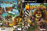 miniatura Madagascar Dvd Custom Por Gabrielduranjeria cover ps2